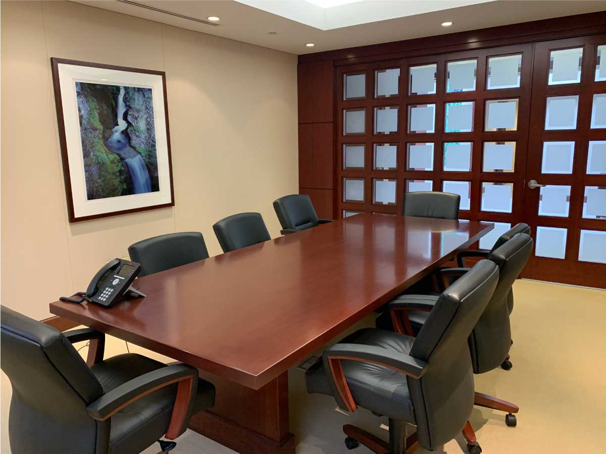 Conference Room by the Hour